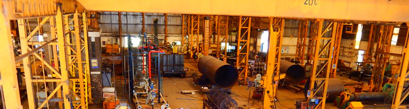 fabricacion estructuras metalicas
